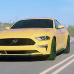 ¿Eres tú el nuevo Ford Mustang?