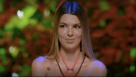 Andrea poniendo ojitos a Óscar (creo)