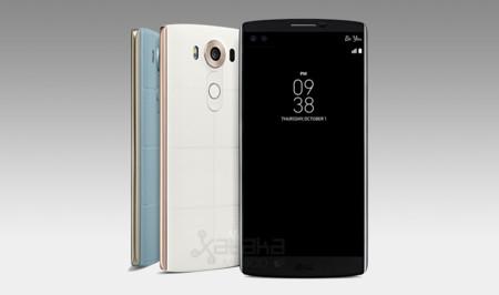 LG V10, precio y disponibilidad en México