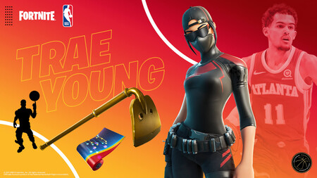 Trae Youngs Fortnite