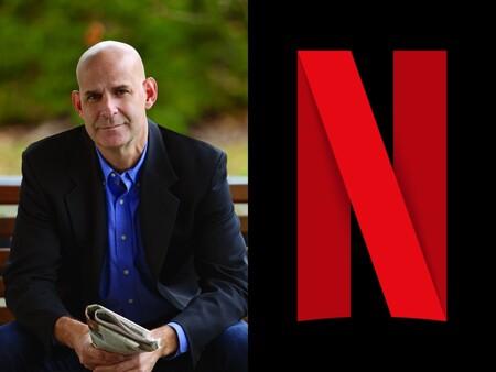 Harlan Coben y Netflix