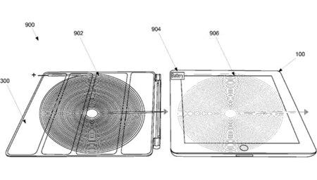 La carga inalámbrica pasó por los laboratorios de Apple en 2011: otra patente más