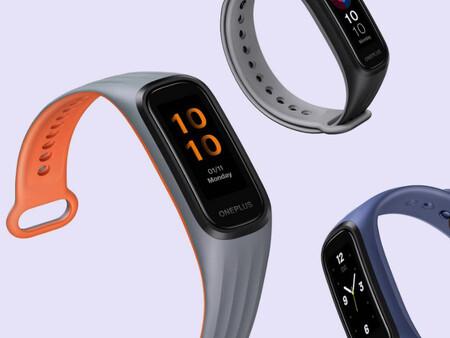 OnePlus Band: el primer wearable de OnePlus tiene sensor SpO2 y promete 14 días de batería