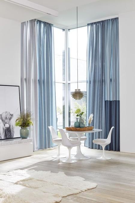 Apr Sunbrella Salle A Manger Bleu