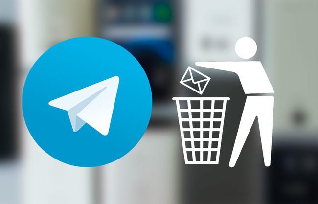 Borrar Mensajes Telegram™