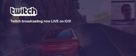 Ya disponibles las retransmisiones de Twitch en iOS
