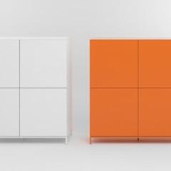 Foto 5 de 5 de la galería muebles-de-almacenaje-de-colores-alegres en Decoesfera