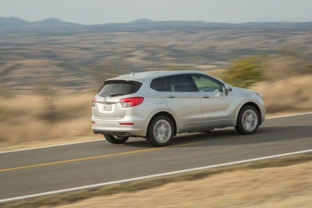 Buick Envision Mexico 1