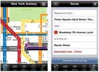 Dos aplicaciones de realidad aumentada para el metro de Nueva York