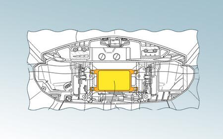 Honda Gold Wing Radar Trasero 2021 2