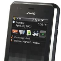Mio Leap G50, navegador GPS y teléfono