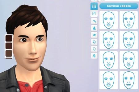 Los Sims Crear Personaje