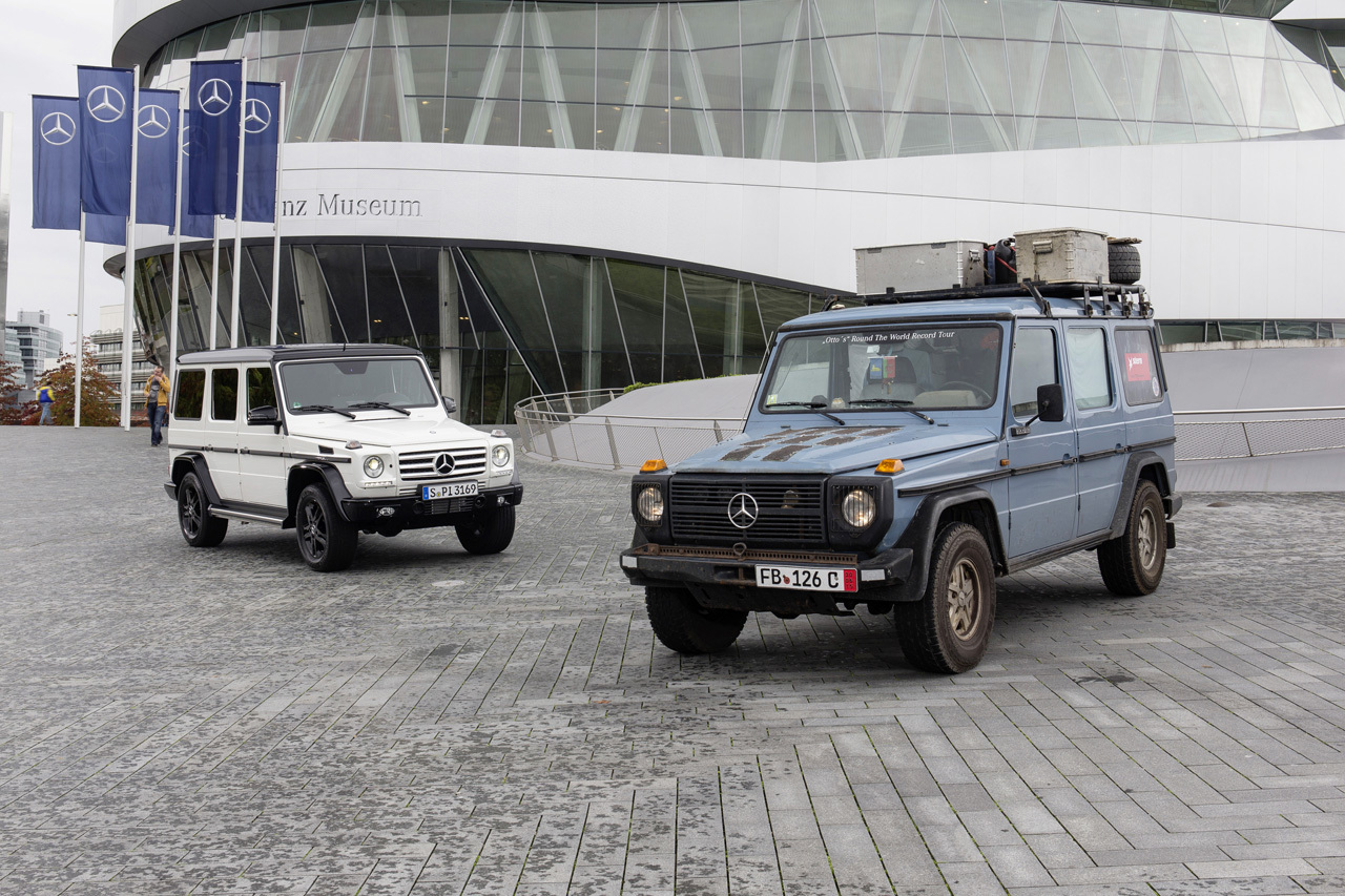 Foto de Mercedes-Benz Clase G 35 Aniversario (1/6)