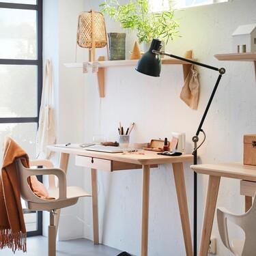 Las mejores escritorios de Ikea para crear tu rincón de teletrabajo