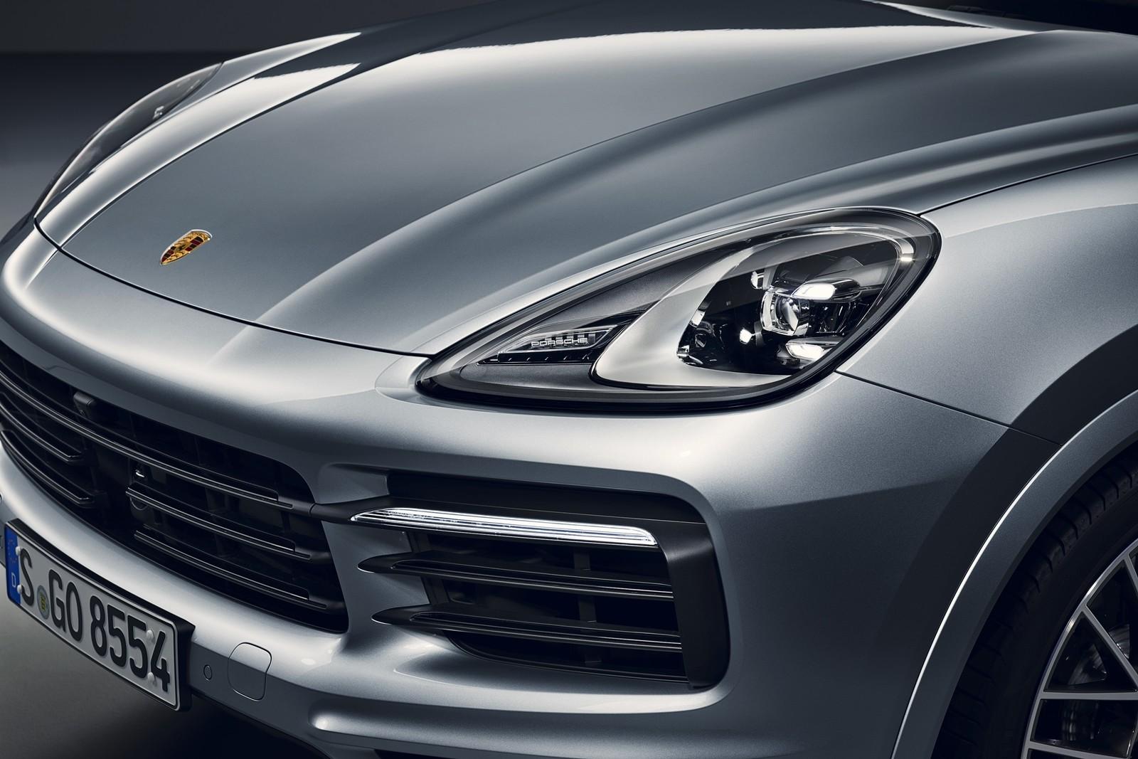 Foto de Porsche Cayenne Coupé S 2019 (8/9)