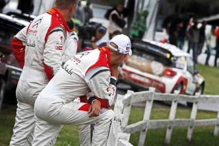 Yves Matton y Citroën ya buscan pilotos para la próxima temporada