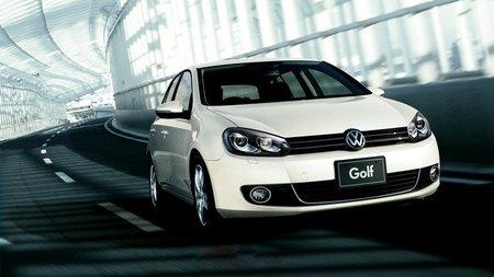 Volkswagen Golf (JDM)