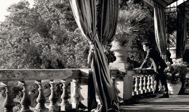 En la primera fragancia Valentino Uomo, nada sobra, todo cuenta