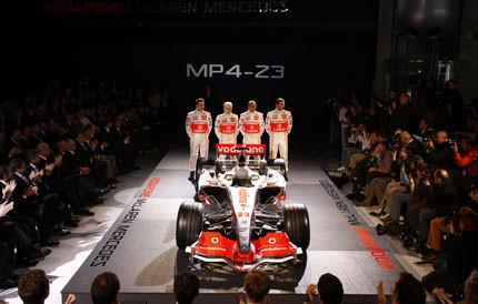 El nuevo McLaren MP4-24 verá la luz el 16 de enero