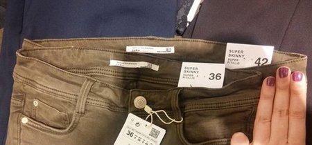 Lo sentimos muchísimo: tu 38 en H&M es en realidad una 42. Pero no es porque te sobren kilos