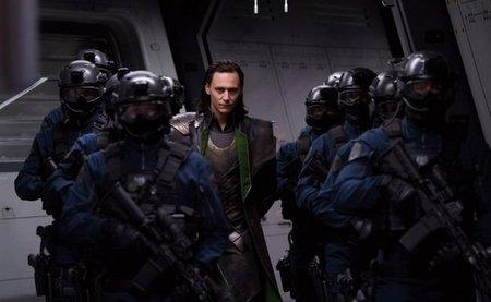 Loki, el villano de Los Vengadores