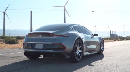 Fisker EMotion pasa de promesa eléctrica a prototipo real: deportividad y lujo que ya se pueden reservar