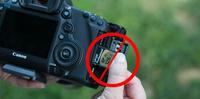 El porqué no usar tarjetas SD de alta velocidad en la Canon 5D Mark III
