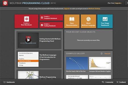 Wolfram, la potencia del código de Mathematica en la Nube