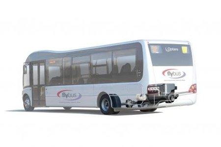 El prototipo 'Flybus' puede ser el autobús híbrido del futuro