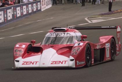 Toyota piensa en Le Mans para 2010