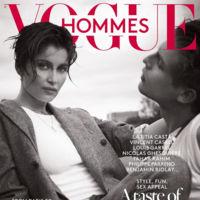 Vogue Hommes: Laetitia Casta