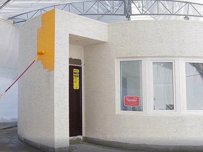 10.000 dólares y 24 horas: todo lo que necesitas para que te impriman una casa en 3D