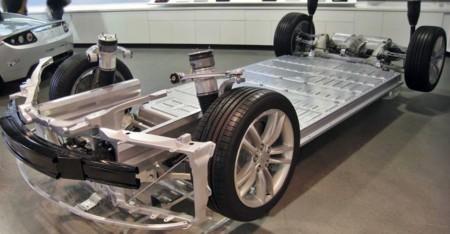 Landscape 1423750808 Tesla Model S Chassis Battery
