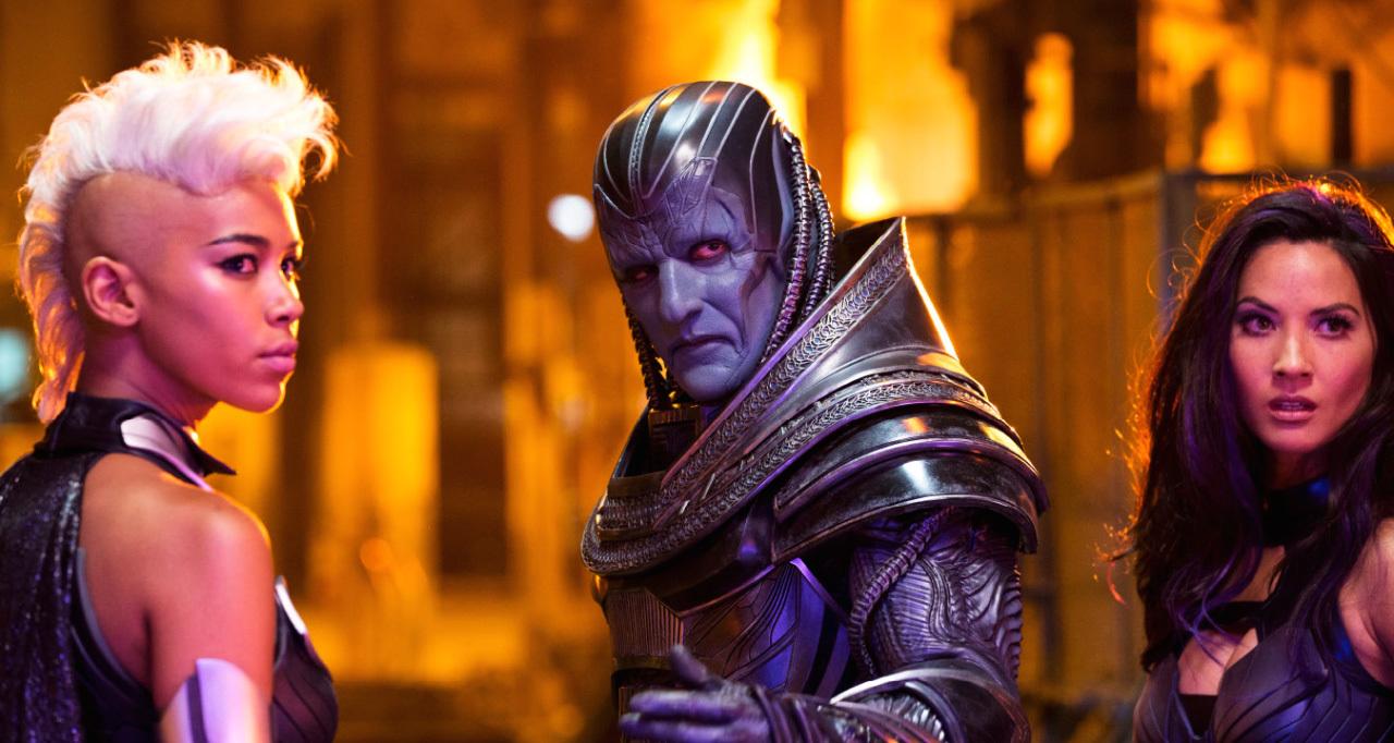 Foto de 'X-Men: Apocalypse', nuevas imágenes oficiales (13/17)
