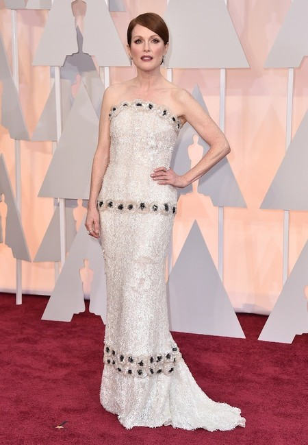 Julianne Moore De Chanel 2015
