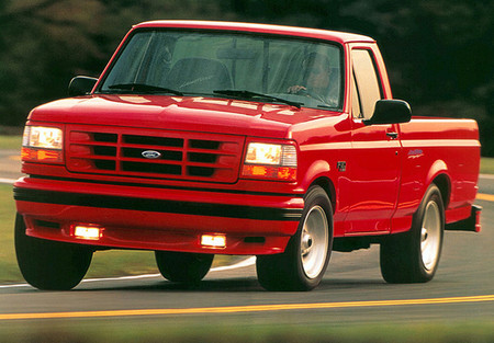 Ford F 150 1993 Images
