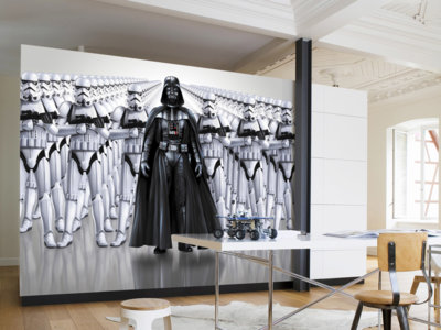 ¿Deseando que llegue el estreno del episodio VII de Star Wars? Pues ve ambientando la casa