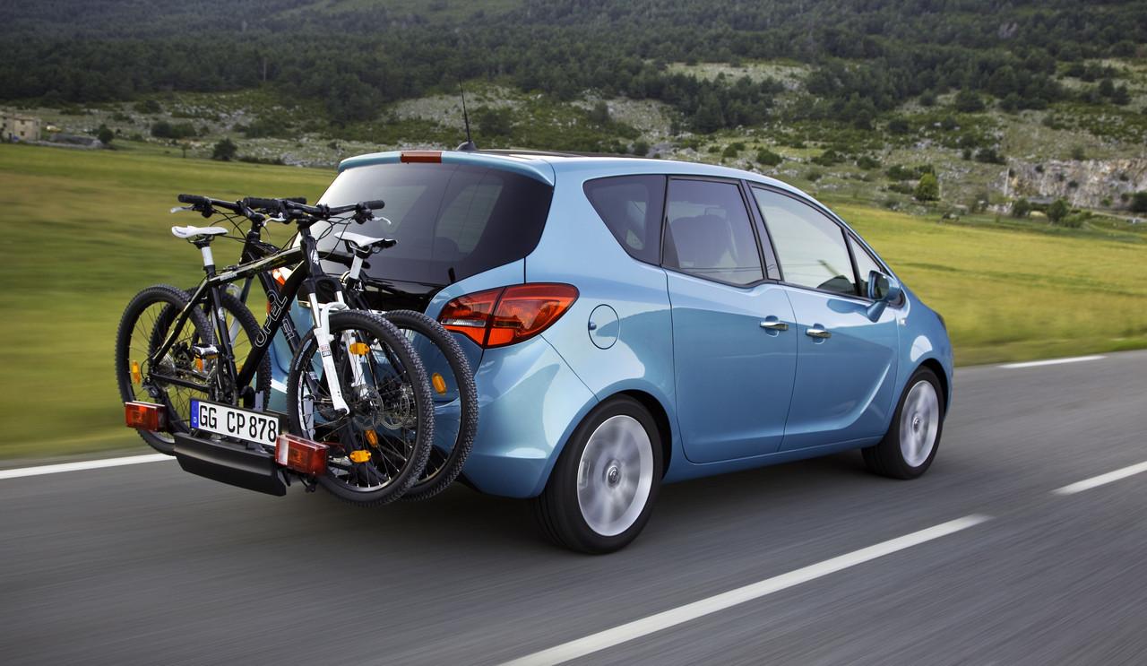 Foto de Opel FlexFix 2010 (19/21)
