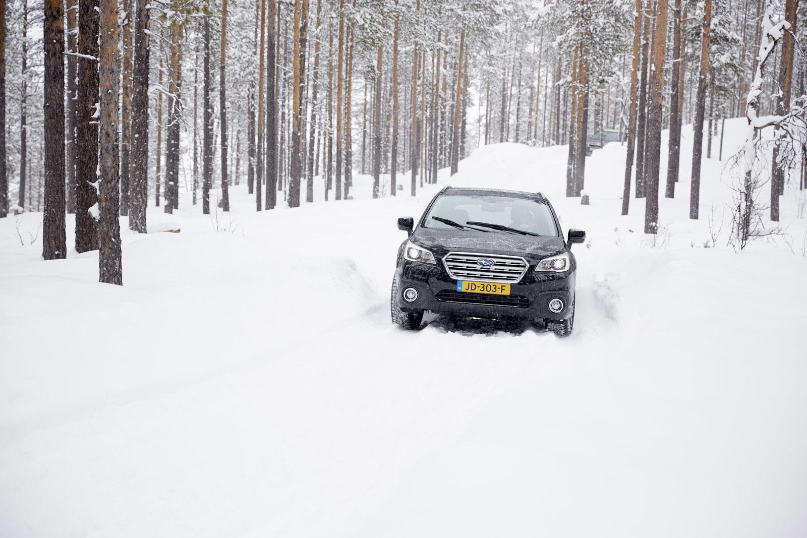 Foto de Subaru Snow Drive 2016 (51/137)