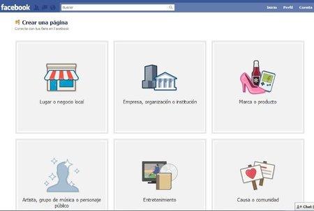Facebook Migrate, herramienta para cambiar tu página de usuario por tu página de empresa