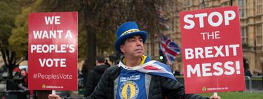 Un montón de británicos han empezado a hacer acopio de reservas ante un Brexit sin acuerdo