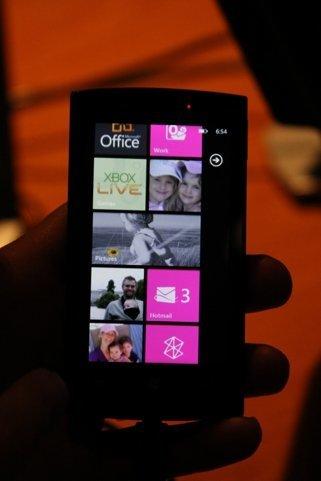 Windows Phone Live ofrecera sincronización y protección remota para Windows Phone 7
