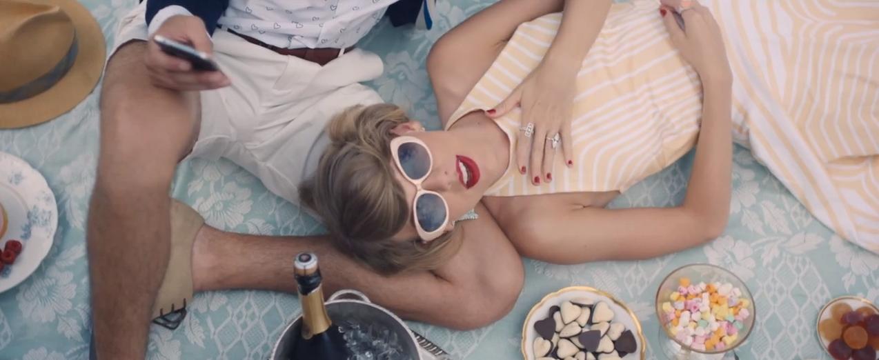 Foto de Los looks de Taylor Swift en Blank Space (7/18)