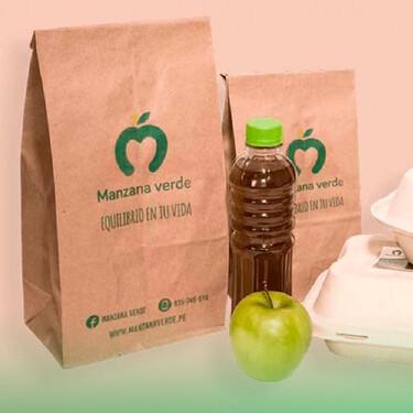 Manzana Verde: esta app no te lleva cualquier comida a tu casa, te hace un plan de nutrición desde 89 pesos en México