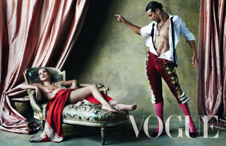 Kate Moss Vogue España