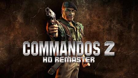 La guerra de Commandos 2 HD Remaster comenzará en diciembre en Nintendo Switch