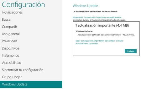 Windows Update: en Windows 8 sigue siendo importante mantener el sistema actualizado