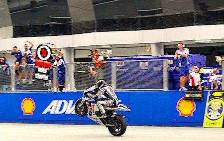 MotoGP Malasia 2010: Lo mejor y lo peor de la carrera en Sepang