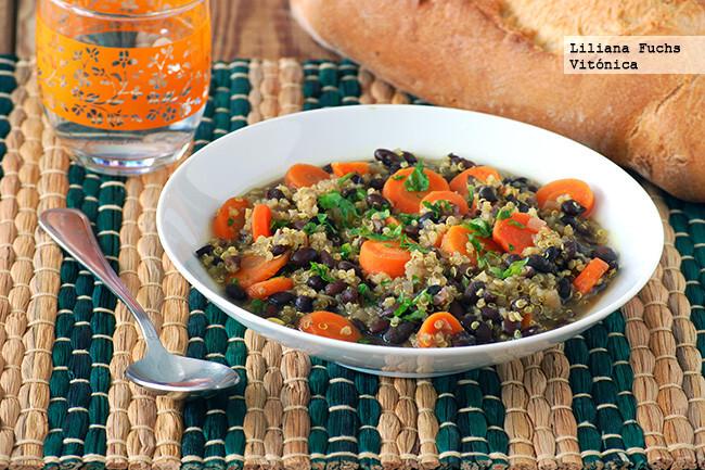 23 recetas saciantes con quinoa perfectas para los meses de frío