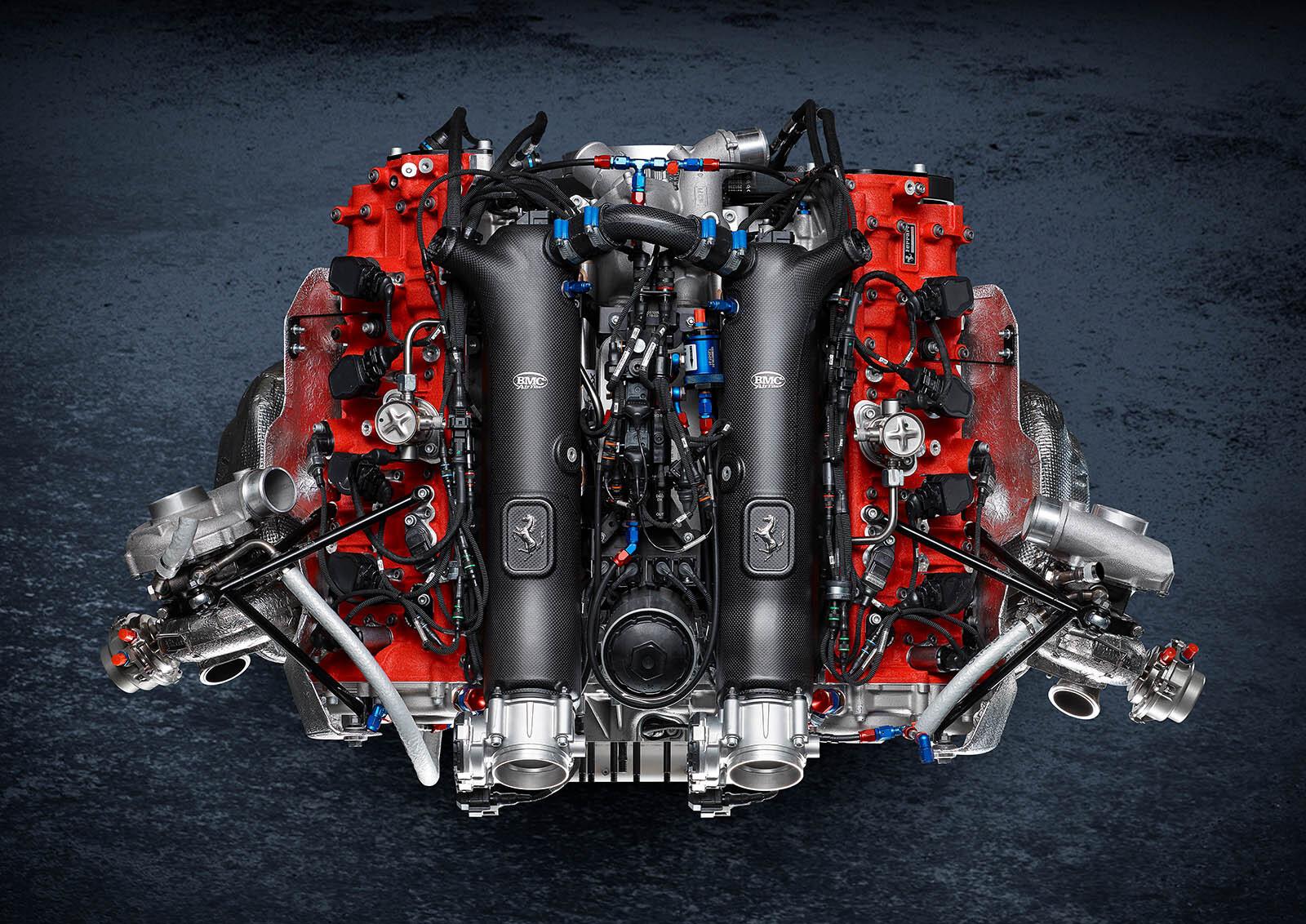 Foto de Ferrari 488 GT Modificata 2020 (2/6)